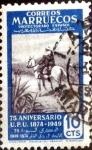 Sellos del Mundo : Europa : España :  Intercambio 0,20 usd 10 cents. 1950