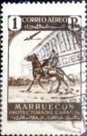 Sellos del Mundo : Europa : España : Intercambio 0,20 usd 1 pta. 1938