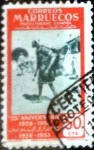 Sellos del Mundo : Europa : España : Intercambio 0,20 usd 50 cents. 1953