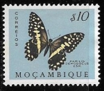 Stamps : Africa : Mozambique :  Mozambique-cambio Yvert 419