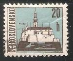 Sellos de Europa - Checoslovaquia -  Nitra