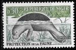 Sellos de Africa - Níger -  Níger-cambio