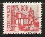 Sellos de Europa - Checoslovaquia -  Ostrava