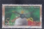 Sellos de America - México -  50 aniversario Escuela Militar de Clases de Armas