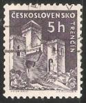 Sellos de Europa - Checoslovaquia -  Trenčín
