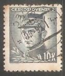 Sellos de Europa - Checoslovaquia -  Milan Rastislav Štefánik