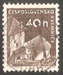 Stamps Czechoslovakia -  Kremnica