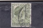Stamps : Oceania : Australia :  Isabel II-