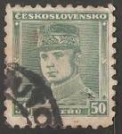 Sellos de Europa - Checoslovaquia -  General Milan Rastislav Štefánik
