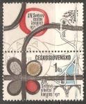 Sellos del Mundo : Europa : Checoslovaquia : XIV. Congreso Mundial de Carreteras