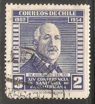 Sellos del Mundo : America : Chile : Dr. Alejandro del Rio