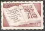 Sellos del Mundo : America : Chile : IV Centenario de la Biblia en español