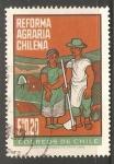 Sellos de America - Chile -  Reforma agraria chilena