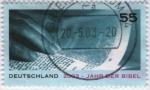 Sellos del Mundo : Europa : Alemania : Lectura