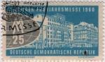 Sellos del Mundo : Europa : Alemania : Edificios