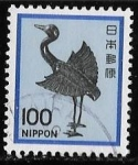Stamps Japan -  Japón-cambio
