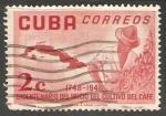 Sellos del Mundo : America : Cuba : Bicentenario del inicio del cultivo del cafe