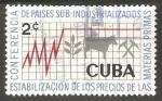 Sellos del Mundo : America : Cuba : Conferencia de paises sub-industrializados