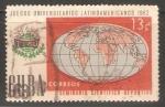 Sellos del Mundo : America : Cuba : Juegos universitarios latinoamericanos 1962
