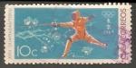 Sellos de America - Cuba -  XVIII Olimpiadas Tokio