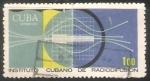 Stamps Cuba -  Instituto Cubano de Radiodifusion