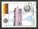 Sellos de America - Cuba -  Berlin 1951