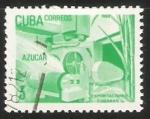 Stamps Cuba -   Exportaciones cubanas -Azúcar