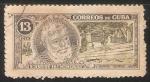 Stamps Cuba -  Ernest Miller Hemingway