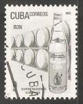Stamps Cuba -  Exportaciones cubanas ron