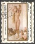 Stamps Cuba -  Venus Anadiomena