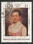Stamps Cuba -  Obras de arte del Museo Nacional