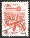 Sellos de America - Cuba -  Exportaciones cubanas Tabaco