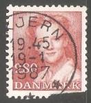 Sellos de Europa - Dinamarca -  Queen Margrethe II
