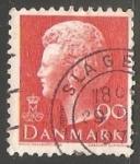 Sellos del Mundo : Europa : Dinamarca : Queen Margrethe II