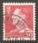 Sellos del Mundo : Europa : Dinamarca : King Frederik IX