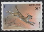 Stamps Russia -  FELIS  CARACAL