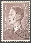 Sellos de Europa - Bélgica -  King Baudouin