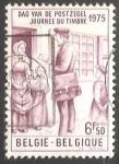 Sellos de Europa - Bélgica -  Dia del sello – cartero