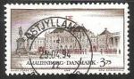 Sellos de Europa - Dinamarca -  Palacio de Amalienborg