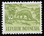 Stamps Indonesia -  Indonesia-cambio