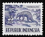 Sellos de Asia - Indonesia -  Indonesia-cambio