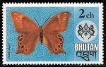 Sellos de Asia - Bhután -  Bhután-cambio