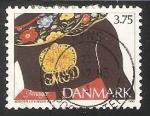 Sellos de Europa - Dinamarca -  Costumbres