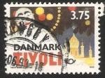 Sellos del Mundo : Europa : Dinamarca : Tivoli
