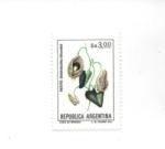 sello : America : Argentina : PATITO