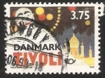 Sellos de Europa - Dinamarca -  Tivoli