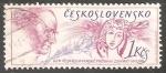 Stamps Czechoslovakia -  Karel Svolinský