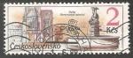 Sellos de Europa - Checoslovaquia -   Plaza de la Ciudad Vieja