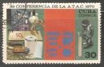 Sellos de America - Cuba -  39 conferencia de la A.T.A.C.