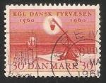 Stamps Denmark -  Faro